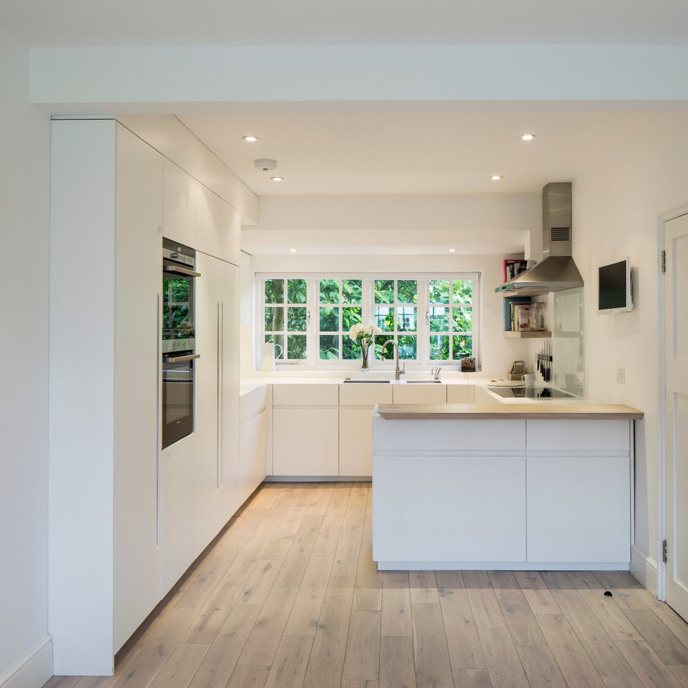 Listed Hampstead Garden Suburb House