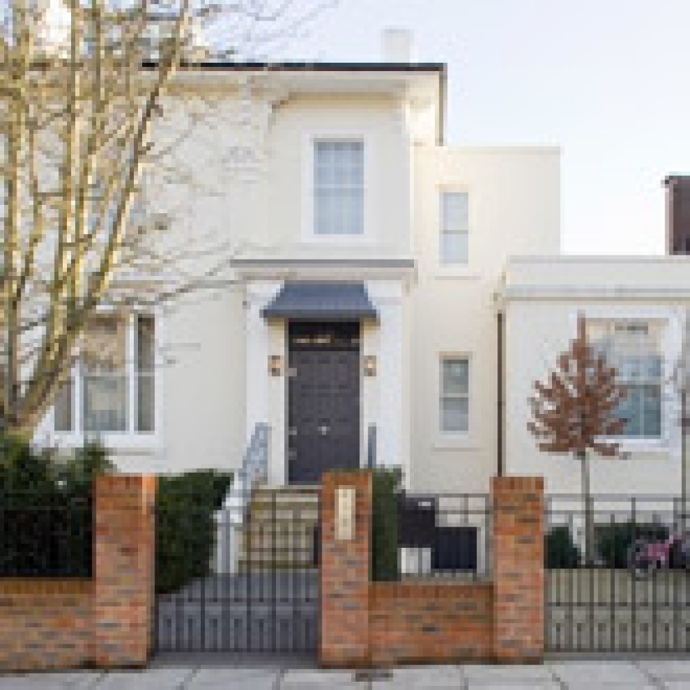 St Johns Wood Listed House