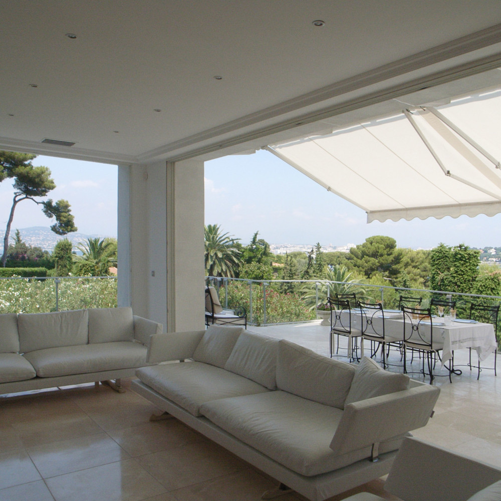 Antibes house remodelling