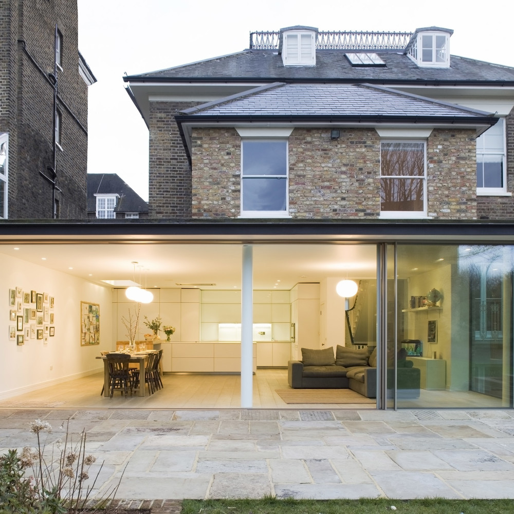 Highbury Hill extension & basement