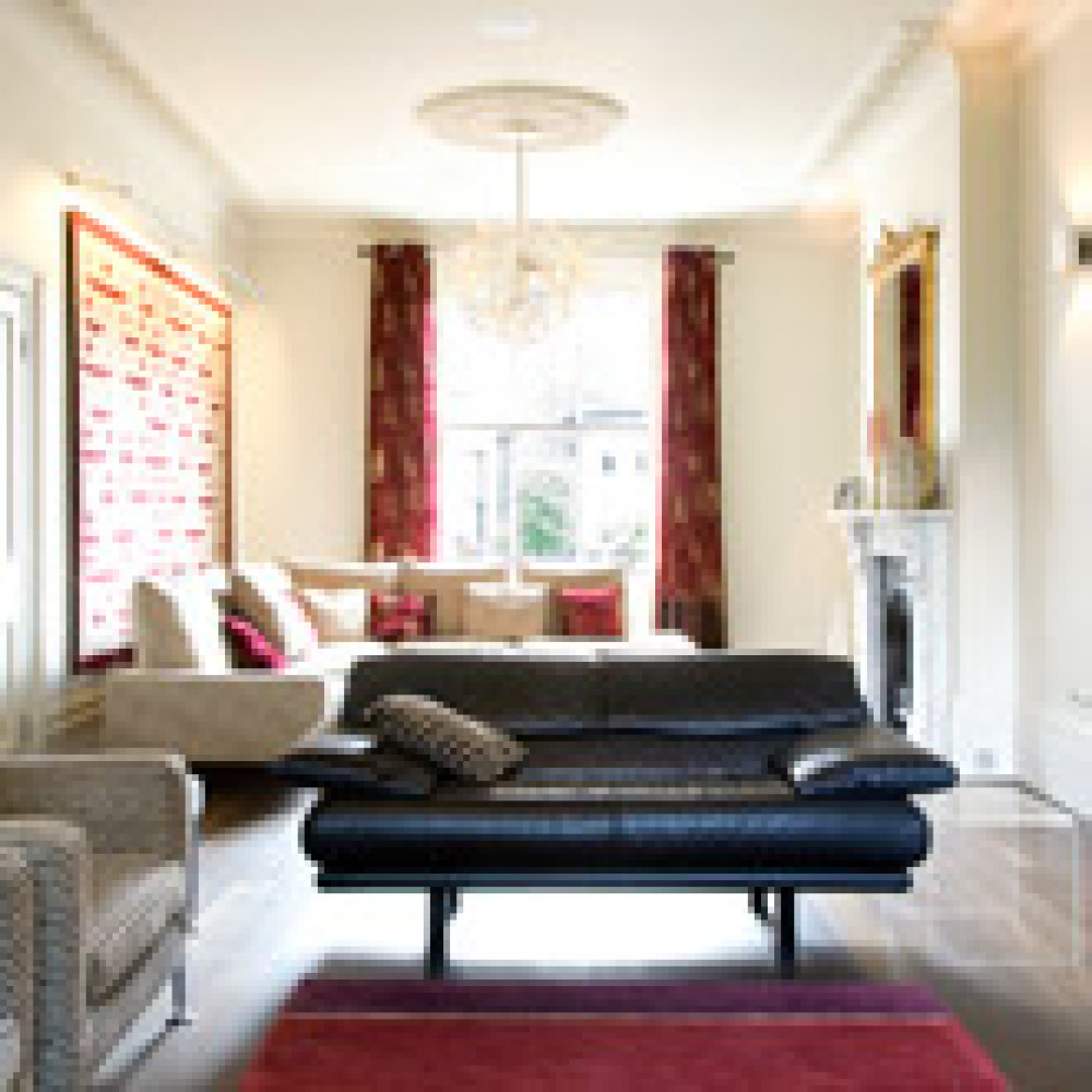 Highbury House interiors